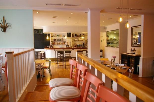 Restaurante. Proyectos llave en mano
