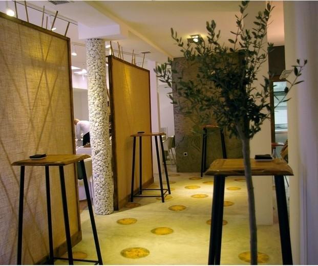 Restaurante Montia. Reforma integral de restaurante