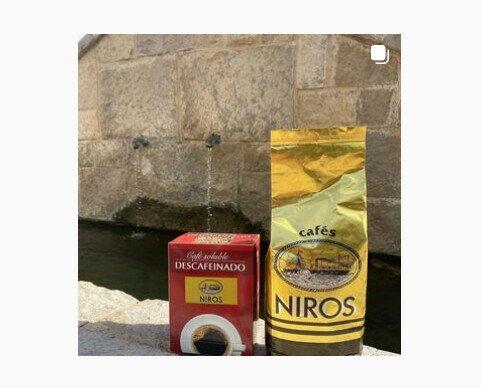 Café Niros. Un perfecto equilíbrio entre aroma, sabor y gusto.