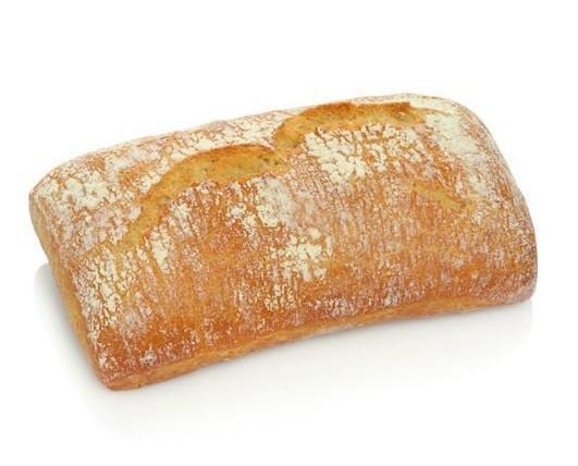 Pan bocata rústico