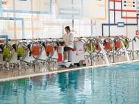Fregadora de piscinas