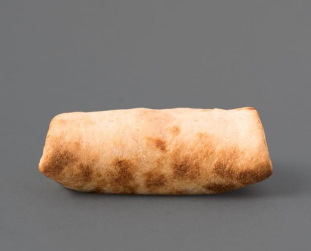 Burritos Precocinados.Suave y sabroso guiso de pollo