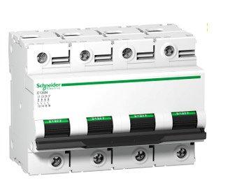 Magnetotérmico C120N. Interruptor automático