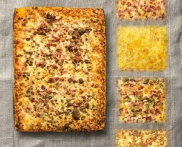 Bollería quinta gama. American Pizza Atún