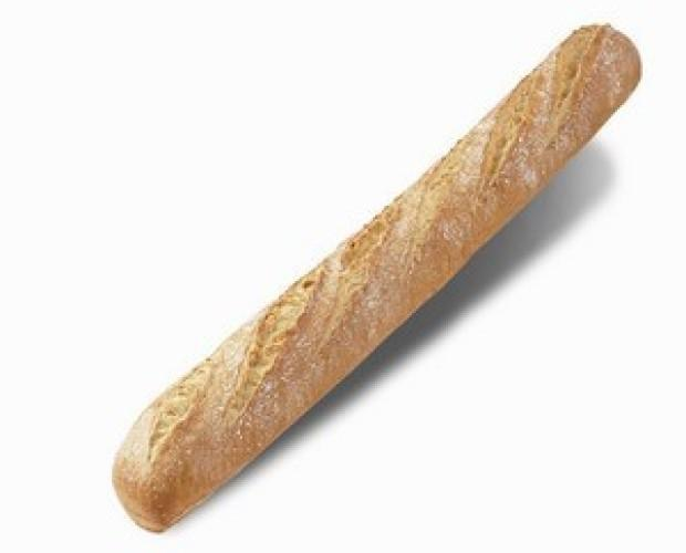 Pan Blanco. Baguette Plus
