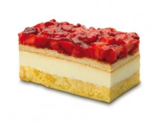 Banquet D'or. Cake de fresas naturales