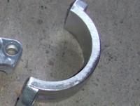 Pieza de aluminio