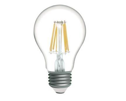LED Filamento. Alimentación: 220V - 240V / 50 Hz