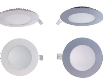 Downlight extraplano. Downlight redondo 8W