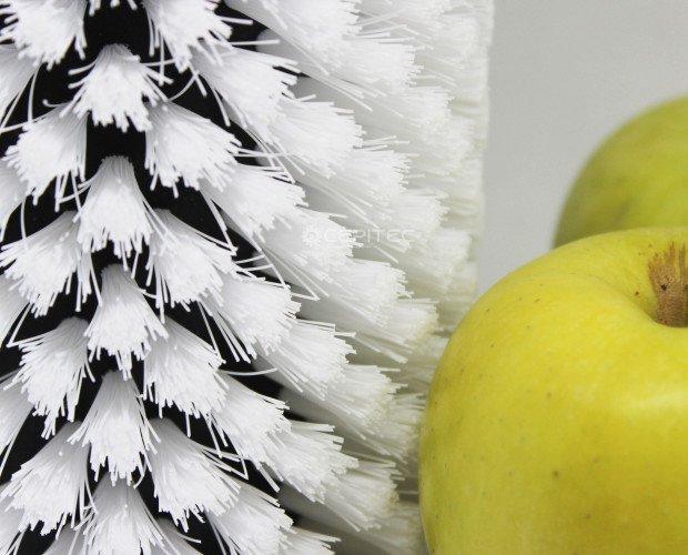 Cepillos industriales. Cepillo cilindrico hortofrutícola