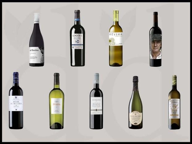 Vinos. Gran selección de vinos y cavas