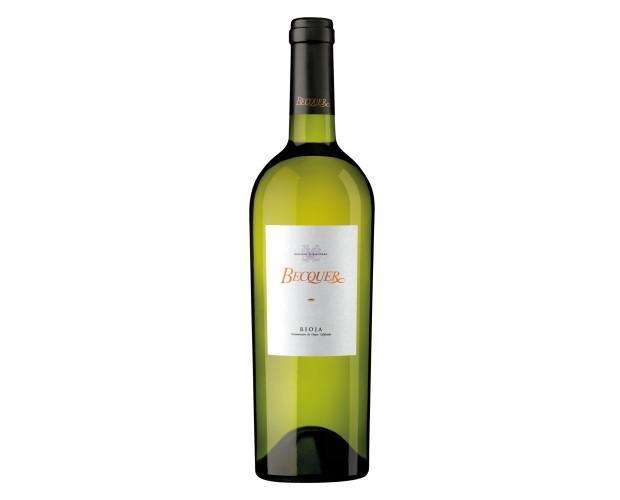 Bequer autor. Blanco D.O. Rioja. Un sabor diferente.