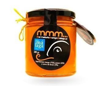Mermelada de mango. Exquisita mermelada proveniente de agri. ecológica