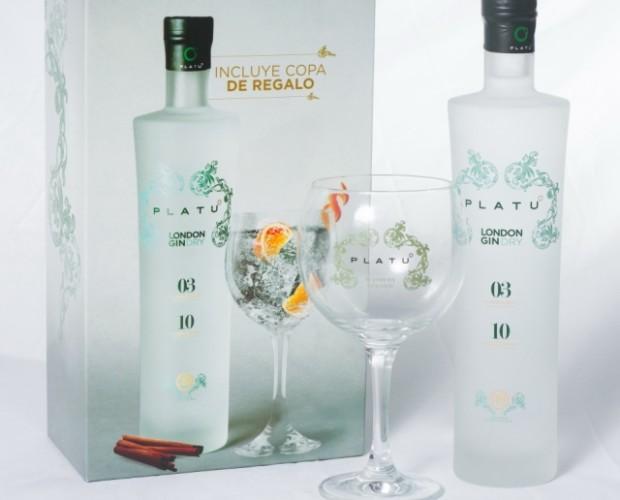 Ginebra premium. De producción española, exquisito sabor y aroma