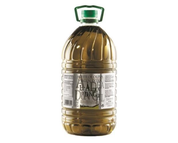 Aceite Pet 5L. Aceite de Cordoba Picudo, Picual y Hojiblanco