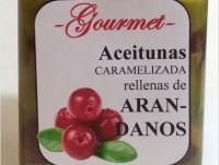 Proveedores Aceituna Arandanos