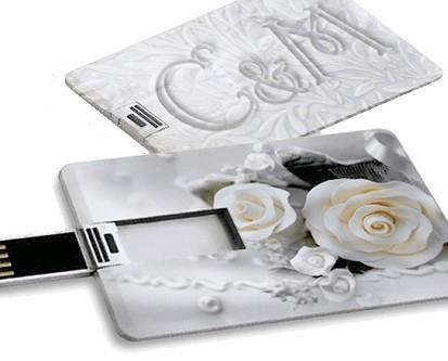 Kits de Regalo.Memorias USB para bodas