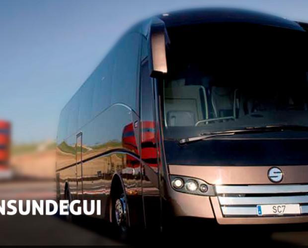 Autobuses.Diseño para un viaje en confort