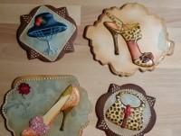 Pastelería decorada