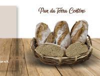 Pan da terra centeno