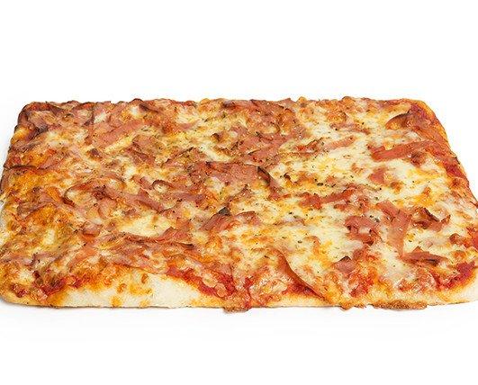 Pizza  York  y Queso. Peso 1.200 Gramos , Lista en 10 Minutos ¡