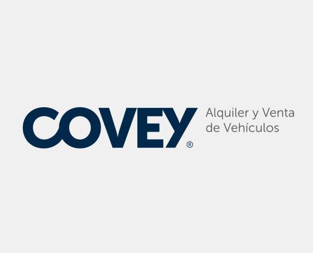 Covey Alquiler. Branding para Covey. Diseño de sistema de identidad visual corporativa.