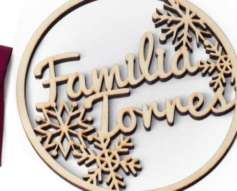 Bolas de Navidad. Bolas de Navidad personalizadas, para decorar el árbol o para regalar.