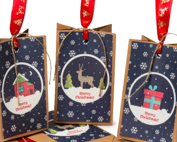 Packaging Navideño. Packaging Navideño de todos los tamaños y estilos para estas navidades