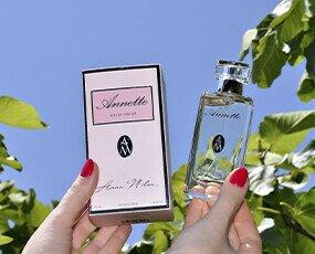 Annette Perfume De Anna Milan. FRAGANCIA EXCLUSIVA DE ANNA MILAN.
