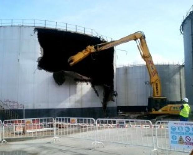 Desmantelamiento de Instalaciones Industriales.desmantelamiento,