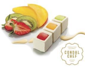 Torre de frutas. Torre de frutas Condat Chef