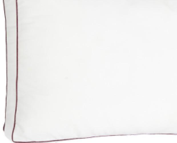 Almohada de microfibra. Trabajamos con materiales de calidad