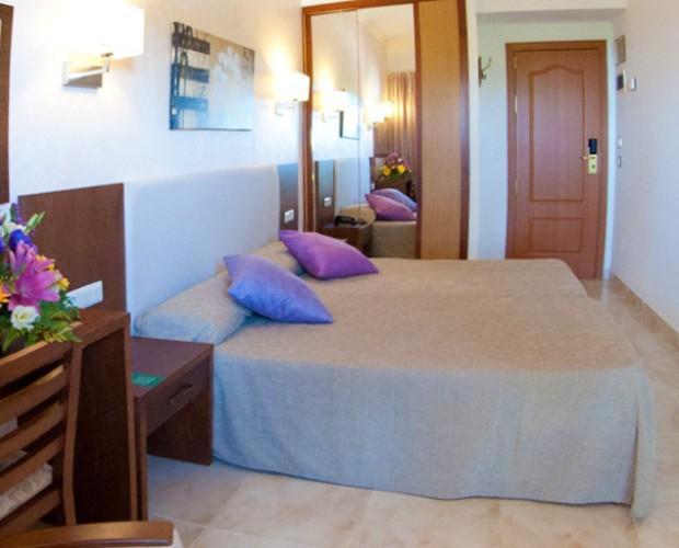 Hoteles.Disponemos de amplias habitaciones en nuestro hotel