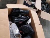 Diversidad de zapatos