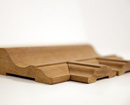 Componentes de Madera. Molduras y piezas de madera.