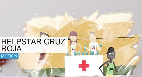 Trabajo para Cruz Roja. Motion Graphics