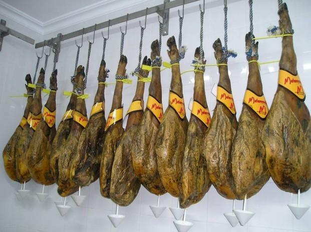 Proveedores de Carne. Jamón Ibérico