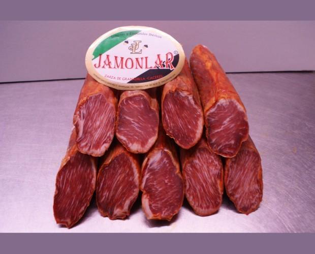 Lomo ibérico de cebo. Carne de los mejores cerdos