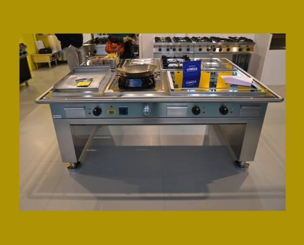 Cocinas. Cocinas Industriales CASTA, se fabrica a MEDIDA