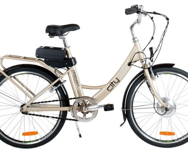 Bicicleta eléctrica. Bicicleta eléctrica unisex