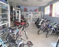 Motos.Nuestras instalaciones