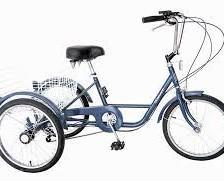 Triciclos. Triciclos de Paseo. De 20