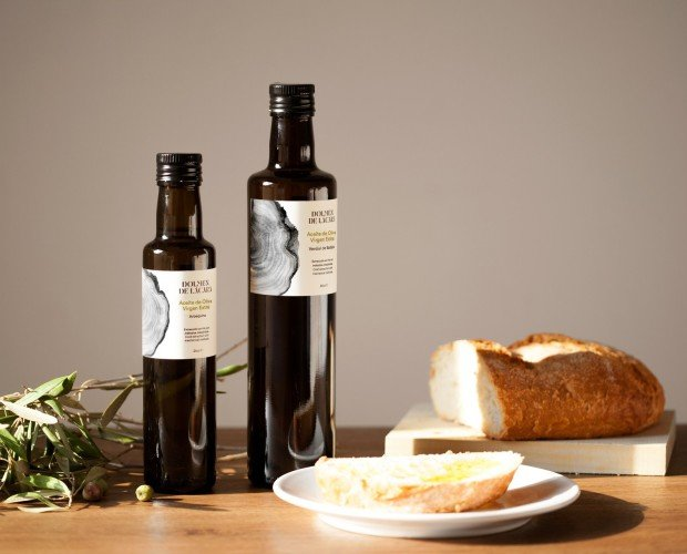Aceite de Oliva Gourmet. Aceitunas provenientes de cultivo propio.