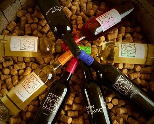 DON OCTAVIO - D.O. MANCHA. Nuestros vinos DON OCTAVIO cuentan con Denominacion de Origen de La Mancha.