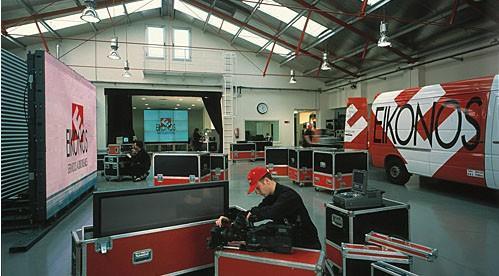 Alquiler de equipos audiovisuales. Proyectores, cámaras y más