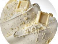 Proveedores Helado de chocolate blanco