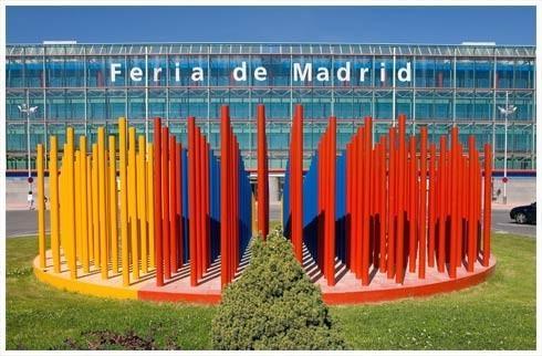 Recintos Feriales.Feria de Madrid