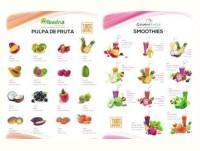 Pulpa y smoothies