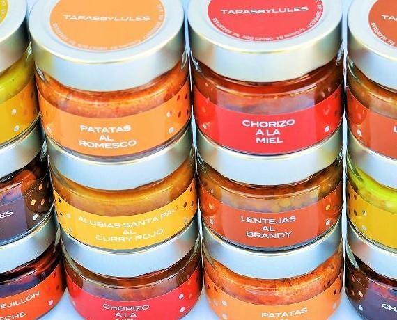 Conservas de Carne.Disponibles en formato grande y pequeño