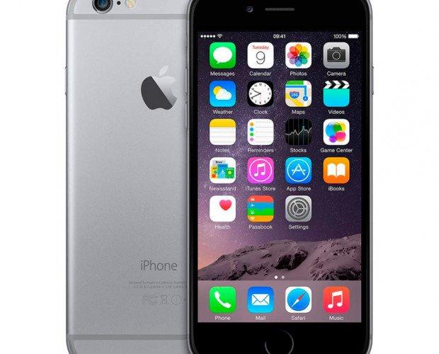 Iphone 6 Gris Espacial. Más potente y de una eficiencia extraordinaria